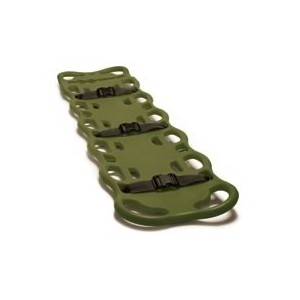 BaXstrap Spineboard (Yellow or Green)