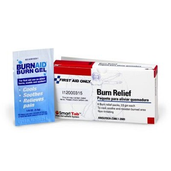 Burn Relief (3.5 gm Pack) - 6 per Single Unit Box