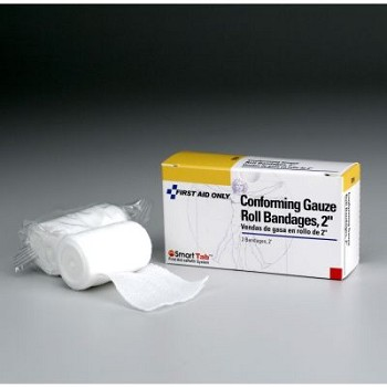 "2"" Conforming Gauze Sterile, 2/box"