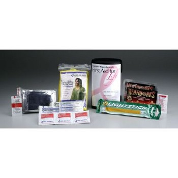 "Emergency Preparedness BCA ""First Aid For Life"" Kit"