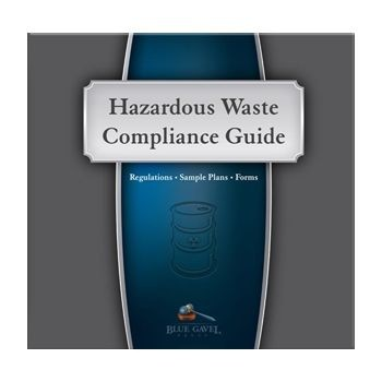 EPA/OSHA Hazardous Waste Compliance Guide
