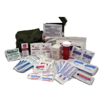 Individual First Aid Kit (Military Issued Edition)