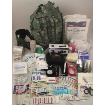 Tactical Trauma Kit #3