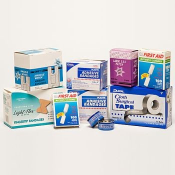 Fingertip Bandages (Woven) -40/Box