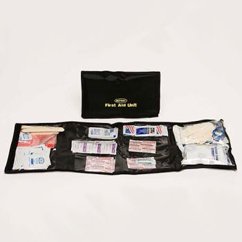 Folding First Aid Kit (124 Piece)
