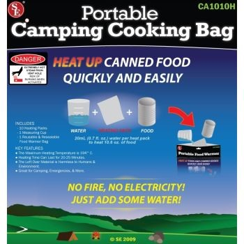 Portable Cooking Bag