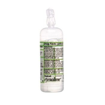Fend-all Sperian Sterile Saline Personal Eye Wash Solution