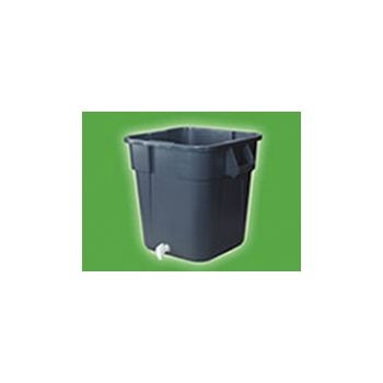Fend-all 28 Gallon Sperian Waste Container