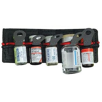 Vial Strand 4 Pack (Red)