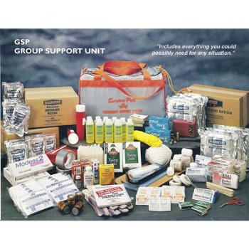Group Support Unit (10 People/3 Days)