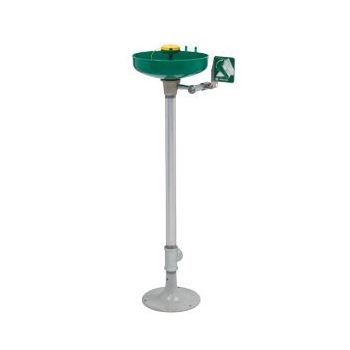 Haws Pedestal Mounted Eye/Face Wash