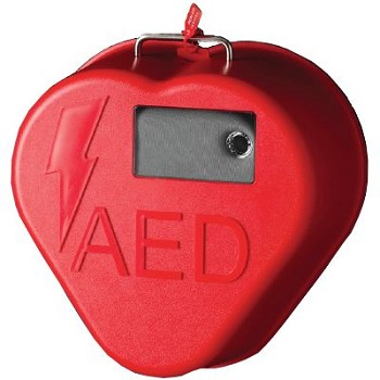 HeartStation HeartCase Stow-N-Go AED Cabinet (With Alarm)