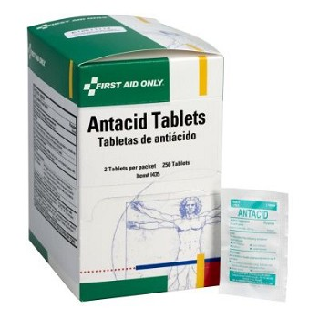 PhysiciansCare Antacid, 125x2/box