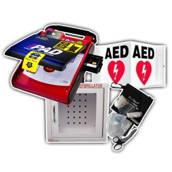 i-PAD AED Package