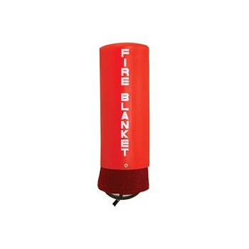 Rust Proof PVC Canister with Blanket