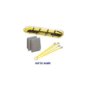 Plastic Splint Stretcher Kit