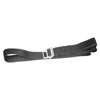 Restraint Strap with Plastic Buckle
