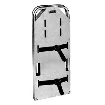 Folding Backboard - Aluminum