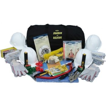 Four Person Search / Rescue Kit