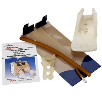 Spinal Replacement Kit, Spinal Injection Simulator