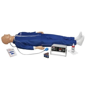 "Full Body ""Airway Larry"" (with Optional Electronic Monitoring & Memory Unit)"