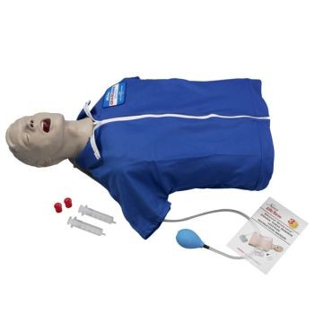 Advanced Airway Larry Torso with Defibrillation Features