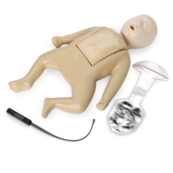 TMAN2T Infant Manikin - Tan CPR Prompt