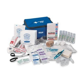 FAK100 CPR Prompt First Aid Kit