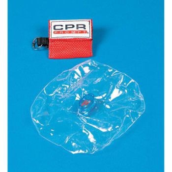 4054-000 Key Chain Barrier Device CPR Prompt