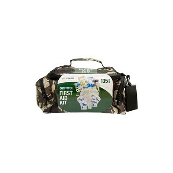 Outfitter First Aid Kit (Camo, 135 Piece)