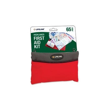 Highlands First Aid Kit (65 Piece)