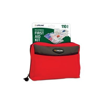 Wilderness First Aid Kit (110 Piece)