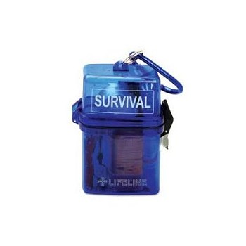 Weather Resistant Survival Kit (13 Piece)