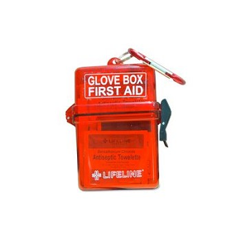 Glove Box First Aid Kit (28 Piece)