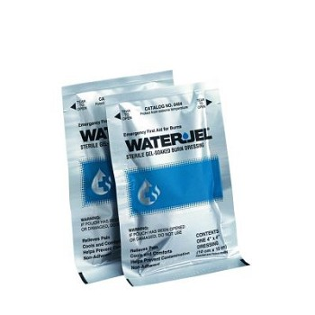 "Water Jel All-Purpose Dressing (4"" x 4"", Sterile) - 15 per Case"
