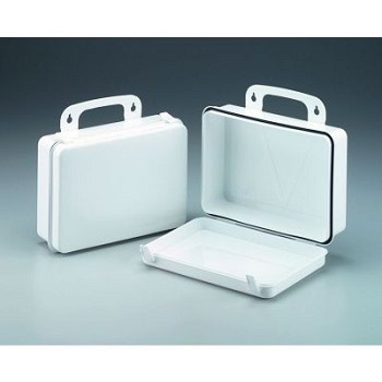 Empty Polypropylene Case (with Gasket and Handle Hanger) - 16-Unit