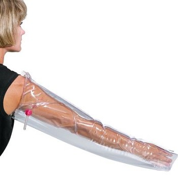 "Full Arm Air Splint (32"", Inflatable, Plastic)"