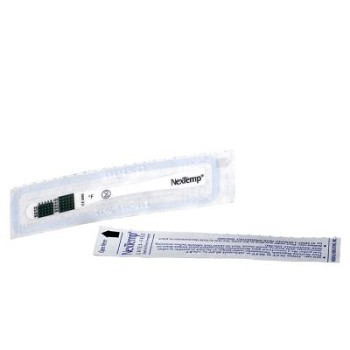 "Thermometer (3 1/2"", Disposable, Single-Use, Clinical) - 100 per Case"