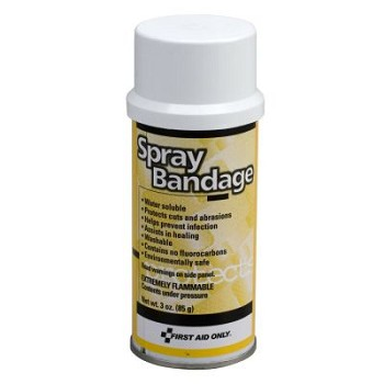 FAO Spray on Bandage (3 oz Aerosol Can)