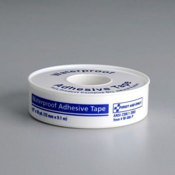"Waterproof Tape with Plastic Spool (1/2"" x 10 yds)"
