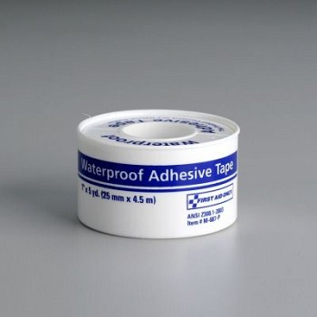"Waterproof Tape with Plastic Spool (1"" x 5 yds)"