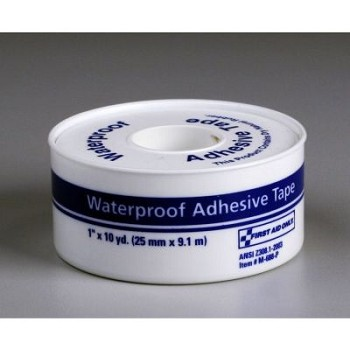 "Waterproof Tape with Plastic Spool (1"" x 10 yds)"