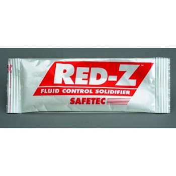 Red-Z Spill Clean-Up Powder, 21 gm. Packet
