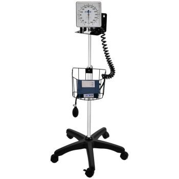 Mobile Aneroid Sphygmomanometer (Navy Blue)