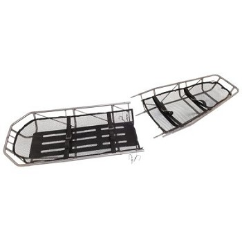 Military Type III S.S. Basket Stretcher Break-Apart (Without Leg Divider)