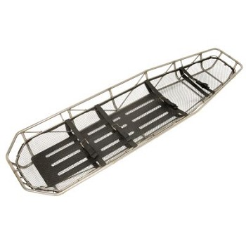 Military Type I S.S. Basket Stretcher (Without Leg Divider)