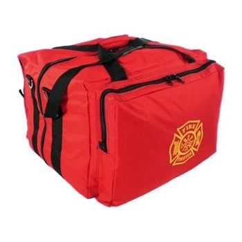 Step-In-Fire Gear Bag (Red)