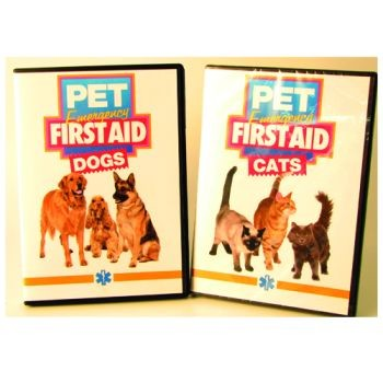 First Aid DVD for Cats