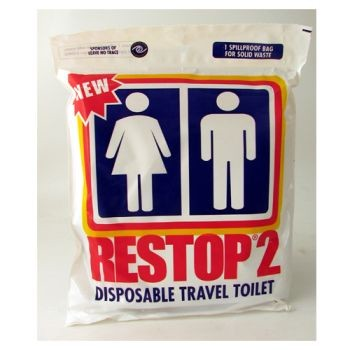 Rest Stop - Portable Toilet
