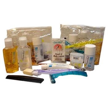 The Clear Solution Personal Hygiene Kit (11 piece)